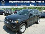 2014 Brilliant Black Crystal Pearl Jeep Grand Cherokee Laredo 4x4 #81870488