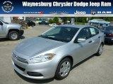 2013 Bright Silver Metallic Dodge Dart SE #81870487