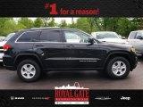 2014 Brilliant Black Crystal Pearl Jeep Grand Cherokee Laredo 4x4 #81870215