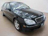 2004 Black Mercedes-Benz S 430 4Matic Sedan #81870092
