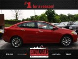 2013 Redline 2-Coat Pearl Dodge Dart Limited #81870205