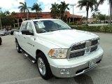 2011 Bright White Dodge Ram 1500 Big Horn Crew Cab #81870332
