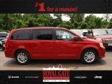 2013 Redline 2 Coat Pearl Dodge Grand Caravan SXT #81870191