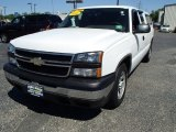 Summit White Chevrolet Silverado 1500 in 2006