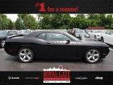 2013 Pitch Black Dodge Challenger R/T Plus #81870187