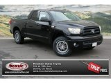 2013 Black Toyota Tundra TRD Rock Warrior Double Cab 4x4 #81870062
