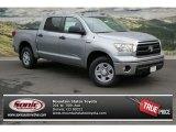 2013 Silver Sky Metallic Toyota Tundra CrewMax 4x4 #81870060