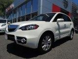 2010 White Diamond Pearl Acura RDX SH-AWD #81870957