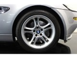 BMW Z8 2000 Wheels and Tires