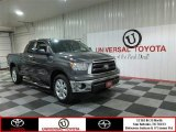 2012 Magnetic Gray Metallic Toyota Tundra Double Cab #81870300