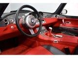 2000 BMW Z8 Interiors