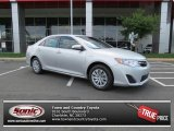 2013 Classic Silver Metallic Toyota Camry Hybrid LE #81870694