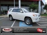 2013 Blizzard White Pearl Toyota 4Runner SR5 4x4 #81870691