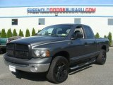 2002 Graphite Metallic Dodge Ram 1500 ST Quad Cab 4x4 #81870945