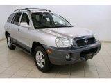 2003 Pewter Hyundai Santa Fe GLS 4WD #81933038
