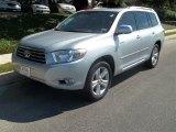 2010 Classic Silver Metallic Toyota Highlander Limited #81932616