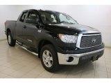 2010 Black Toyota Tundra SR5 Double Cab 4x4 #81933032