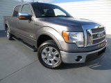2011 Sterling Grey Metallic Ford F150 Lariat SuperCrew #81932807