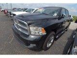 2012 Black Dodge Ram 1500 Laramie Limited Crew Cab #81932693