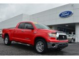 2007 Radiant Red Toyota Tundra X-SP Double Cab #81932682