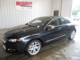 2014 Blue Ray Metallic Chevrolet Impala LTZ #81933223