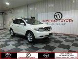 2011 Glacier White Pearl Nissan Murano SV AWD #81932584