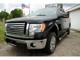 2011 Ebony Black Ford F150 XLT SuperCab #81933002