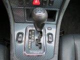 2000 Mercedes-Benz SLK 230 Kompressor Roadster 5 Speed Automatic Transmission