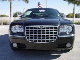 2008 Brilliant Black Crystal Pearl Chrysler 300 C HEMI AWD #807802