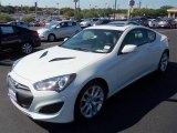 2013 White Satin Pearl Hyundai Genesis Coupe 2.0T Premium #81932567