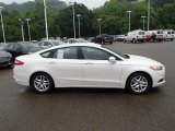 2013 Oxford White Ford Fusion SE 1.6 EcoBoost #81932654