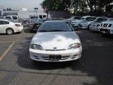 2002 Bright White Chevrolet Cavalier LS Coupe #81933086