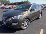2013 Cabo Bronze Hyundai Santa Fe Sport 2.0T #81932549