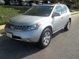 2007 Brilliant Silver Metallic Nissan Murano SL #81932622
