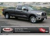 2013 Magnetic Gray Metallic Toyota Tundra Double Cab 4x4 #81932439