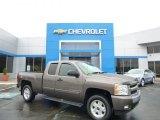 2007 Chevrolet Silverado 1500 LT Z71 Extended Cab 4x4