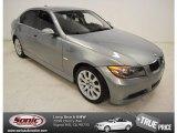 2006 Silver Grey Metallic BMW 3 Series 330i Sedan #81932864