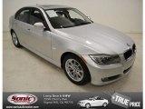 2010 Titanium Silver Metallic BMW 3 Series 328i Sedan #81932860