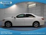 2008 Super White Toyota Camry SE #81987621