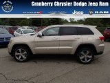 2014 Cashmere Pearl Jeep Grand Cherokee Limited 4x4 #81987711