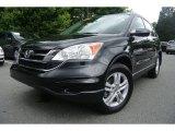 2010 Crystal Black Pearl Honda CR-V EX-L #81988005
