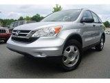 2010 Alabaster Silver Metallic Honda CR-V LX #81987998
