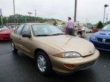 1998 Gold Metallic Chevrolet Cavalier LS Sedan #81987795