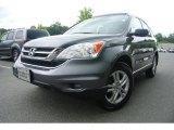 2010 Polished Metal Metallic Honda CR-V EX #81987994