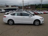 2013 Oxford White Ford Fusion SE 1.6 EcoBoost #81987689