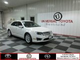 2011 White Suede Ford Fusion SEL #81987591