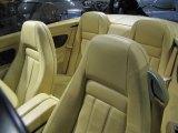 2009 Bentley Continental GTC Interiors