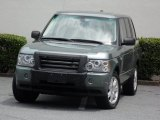 2007 Giverny Green Mica Land Rover Range Rover HSE #81988200