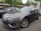 2011 Sterling Grey Metallic Ford Fusion SEL V6 AWD #81988191