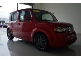 2009 Scarlet Red Nissan Cube 1.8 S #81987766